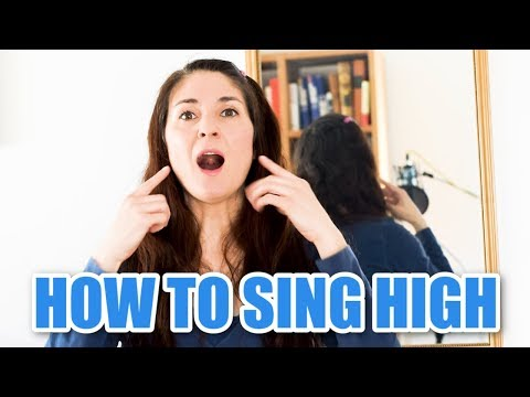 How to Sing High