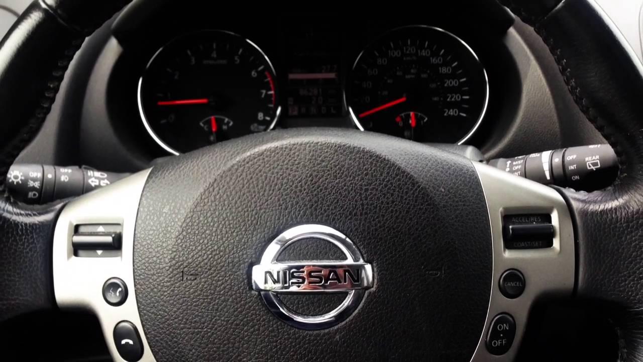 2011 Nissan Rogue SL AWD CVT Video Review