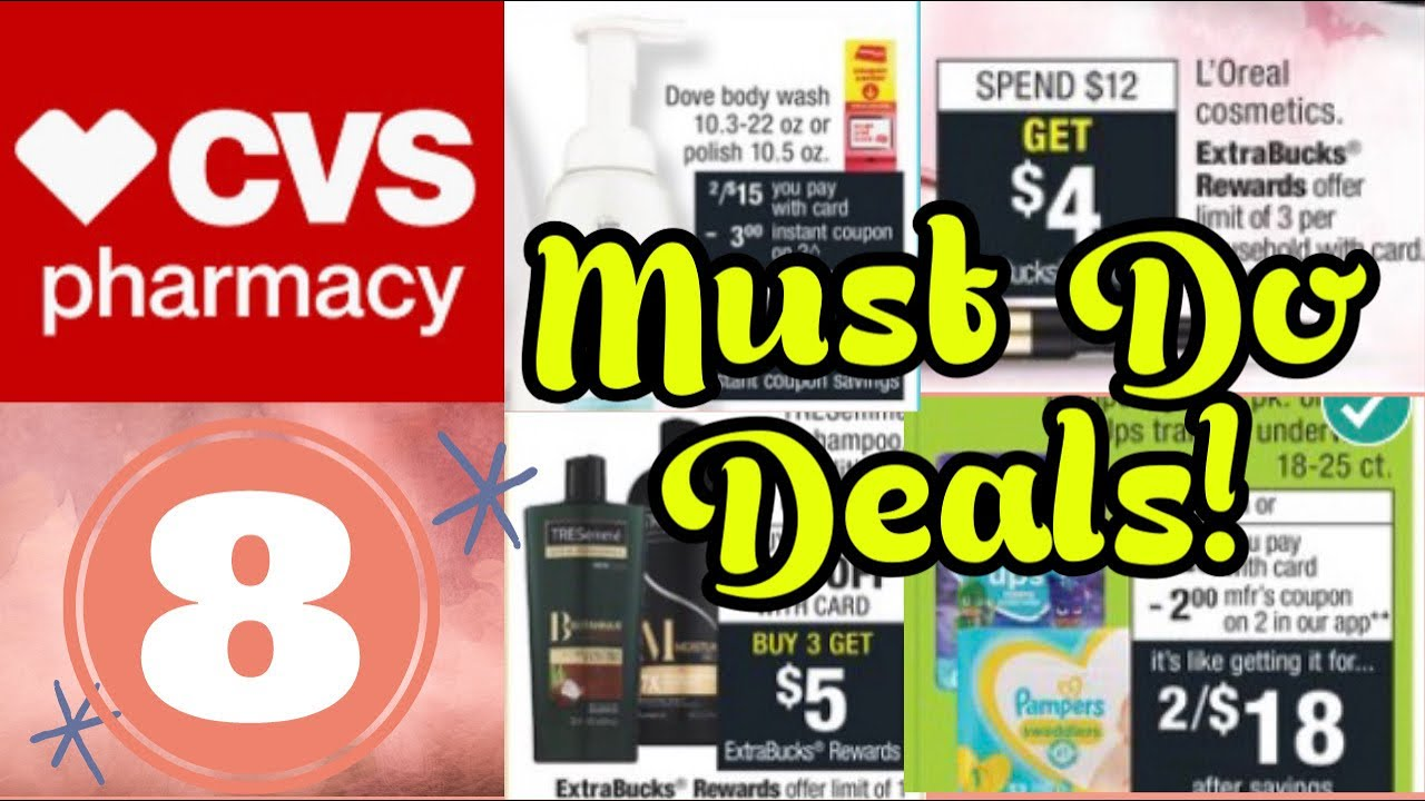 CVS Must Do Deals! $2 Diapers & Free Makeup! I 10/25-31/2020