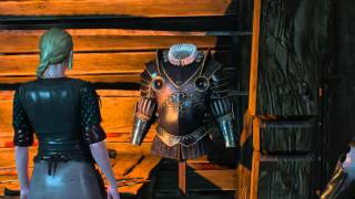 Witcher 3: Wild Hunt - Master Armor Quest - Unlocks Mastercrafted Armor!