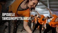 Haen tanssinopettajakoulutukseen Oamkiin!