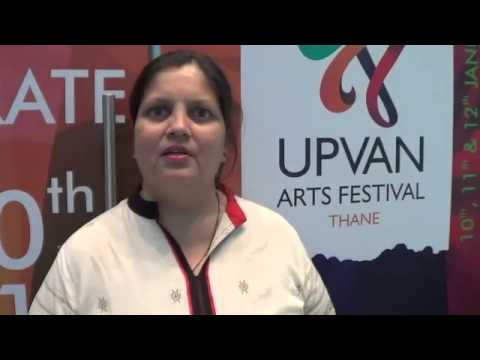 Arts Festival Thane Mumbai - Interview 6