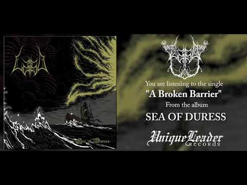 Lago - A Broken Barrier (SINGLE)