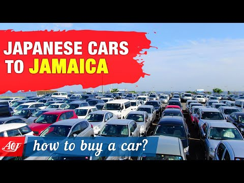 HOW TO IMPORT CARS FROM #JAPAN TO #JAMAICA