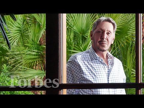 Billionaire Larry Ellison's Coronavirus Initiative That May Be Trump's Best Bet | Forbes