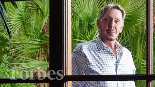 Billionaire Larry Ellison's Coronavirus Initiative That May Be Trump's Best Bet | Forbes
