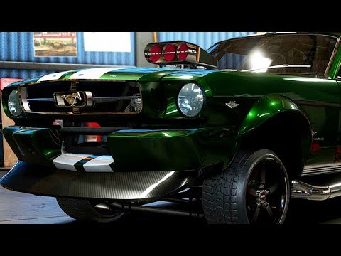 *SUPER BUILD* '65 MUSTANG DERELICT - Need for Speed: Payback - Part 39