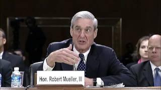 Questioning FBI Director Robert Mueller