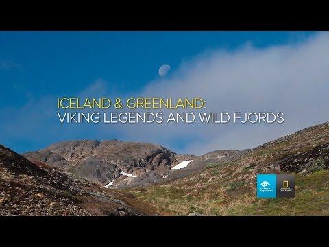 Iceland & Greenland: Viking Legends & Wild Fjords