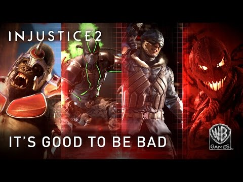 Thumbnail: Injustice 2 - It's Good To Be Bad