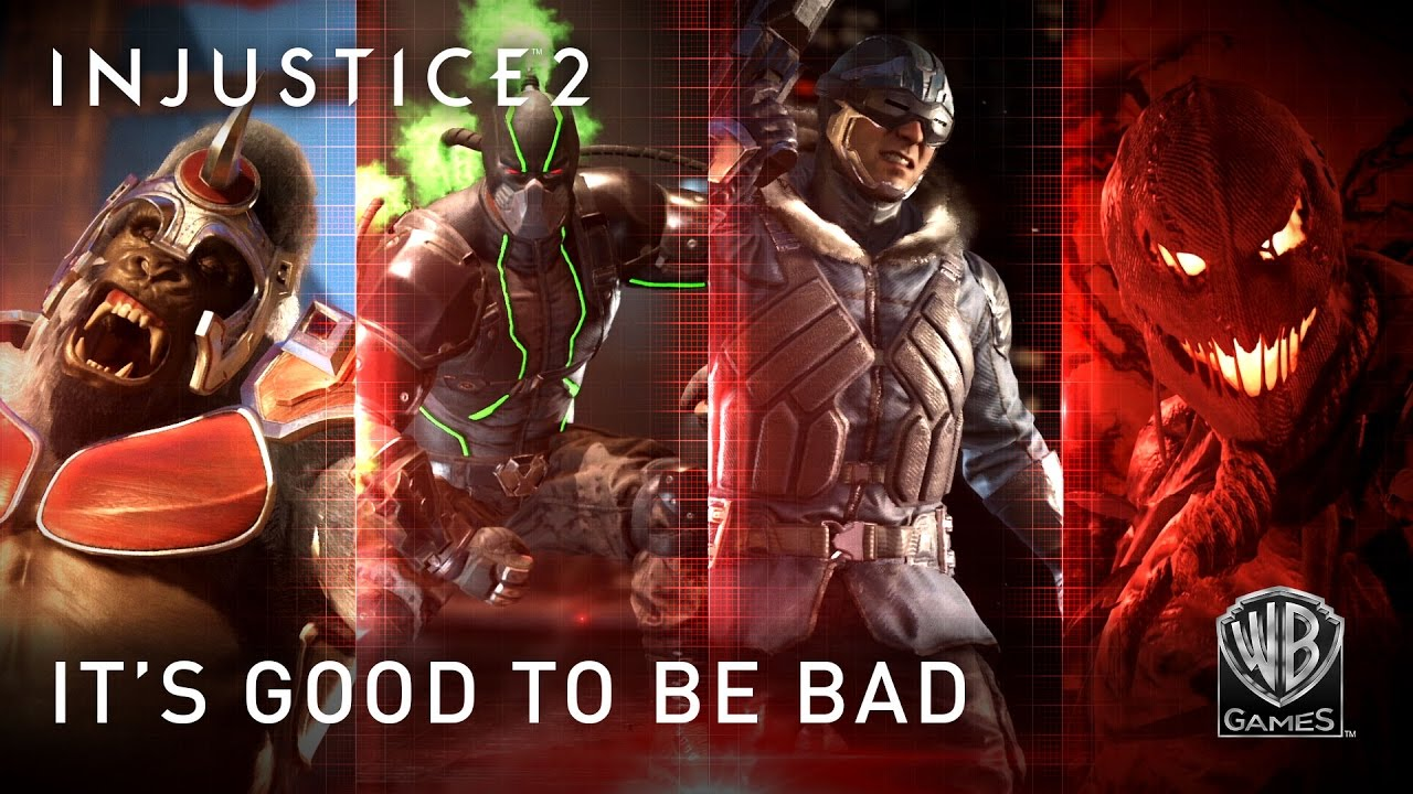Hands-On With Injustice 2: Justice League Dress-Up - Geek com