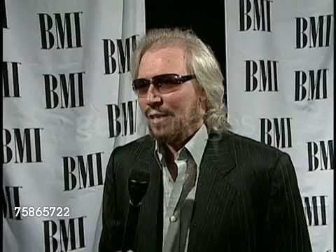 Bee Gees - 55th Annual BMI Pop Awards (2007)