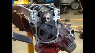 Scout 2 & International Harvester Front Crankshaft Seal & Timing Cover Installation tips.