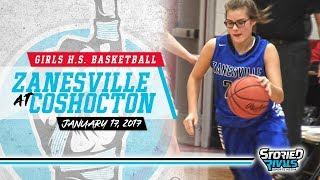 Video HS Girls Basketball | Zanesville at Coshocton [1/17/18] download MP3, 3GP, MP4, WEBM, AVI, FLV Agustus 2018