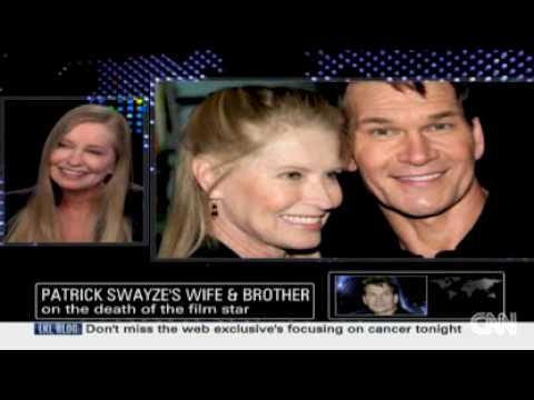 Patrick Swayze's Wife Lisa Niemi & Brother Donny Speak With Larry King