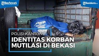Polisi Kantongi Identitas Korban Mutilasi Di Bekasi, Jasad Laki-laki Berusia 24 Tahun