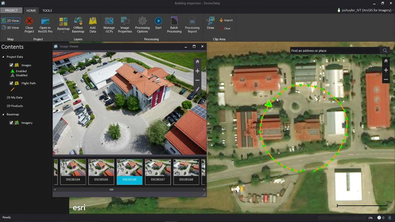 Using drone2map for arcgis youtube using drone2map for arcgis sciox Gallery