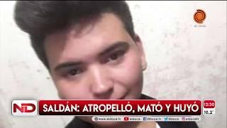 Saldán: el hermano del joven que murió atropellado cree que fue una venganza