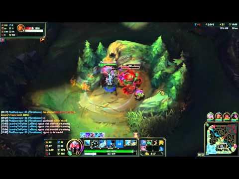 Full Game League of Legends Mordekaiser Jungle