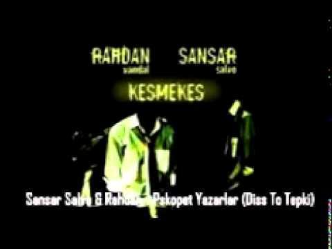 Sansar - Piskopat  Yazarlar (ft.Rahdan) mp3 indir