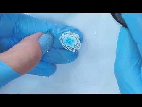 Как сделать самому наклейки для ногтей