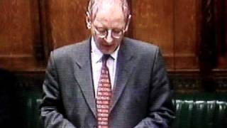 House of Commons, Sir Alan Haselhurst intervenes