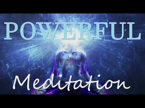Mind Blowing Guided Meditation!  Powerful 10 Minutes