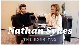 THE SONG TAG WITH NATHAN SYKES !