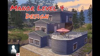 How To Build LifeAfter Manor Level 4 Best Design