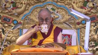 Tibetan Language: Day 11pm - 18 Great Stages of the Path (Lam Rim) Commentaries