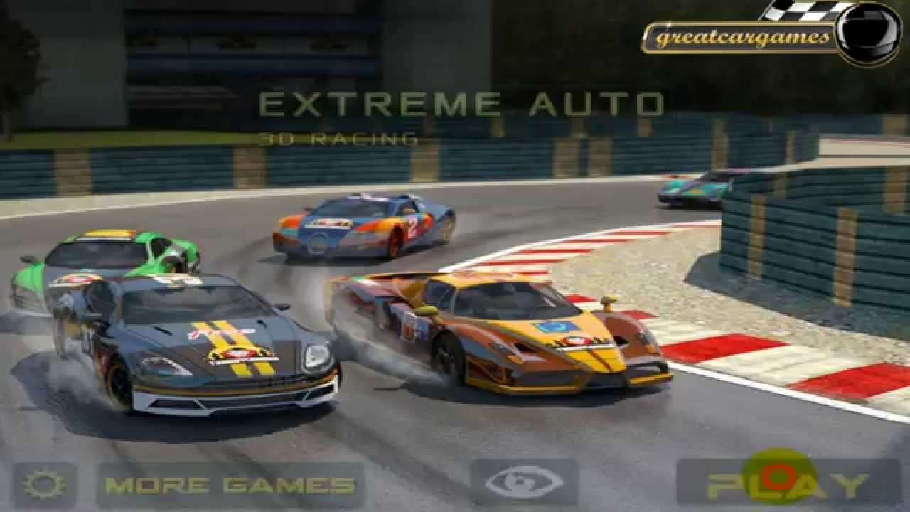 Extreme Auto 3d Racing Free Car Racing Games To Play Now