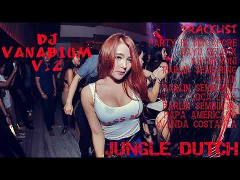 PARTY IN SINGAPORE Jungle Dutch Paling Enak !!