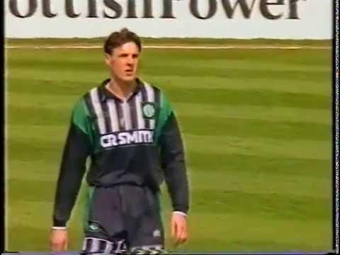 Dundee United v Celtic 1995