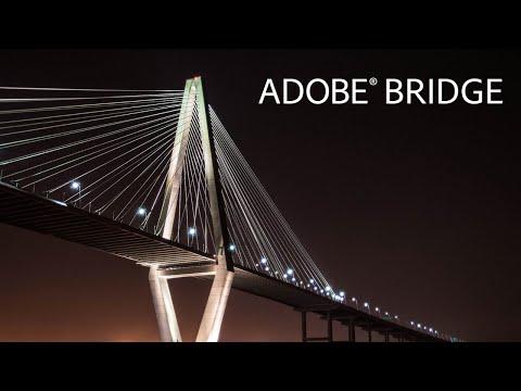 Adobe Bridge CC Tutorial