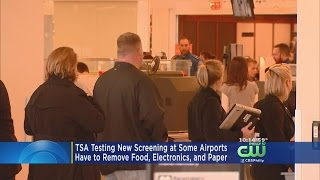 10 Airports Testing Extra Screening For Tablets and E-Readers