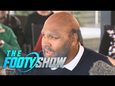 Retiring legend and funny man Sam Thaiday | NRL Footy Show 2018
