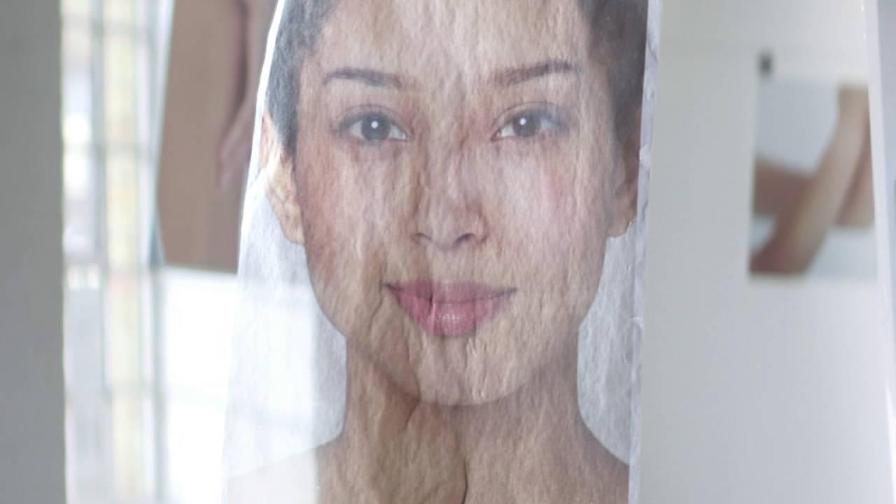 Dove deep moisture creamy facial cleanser