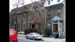 mcgill university - a walking tour campus and mcgill ghetto