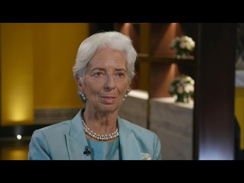 Lagarde: Asia Will Continue to Be Global Growth Engine