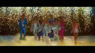 Mamma Mia - The movie 2008!  waterloo (the end)