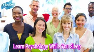 Learn Psychology While You Sleep - Counseling vs Clinical Psychology