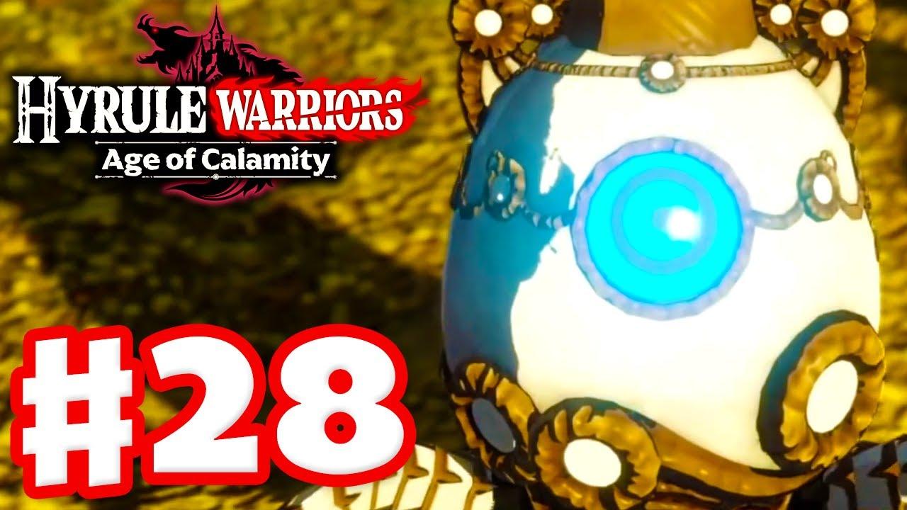 Terrako S Return Secret Ending Hyrule Warriors Age Of Calamity Gameplay Walkthrough Part 28 Youtube