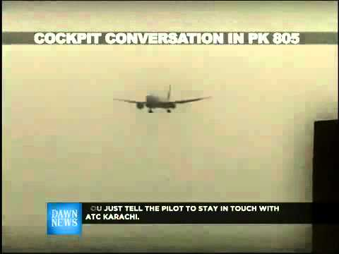 Pakistan: 1999 Pervez Musharraf airplane cockpit recording before Coup