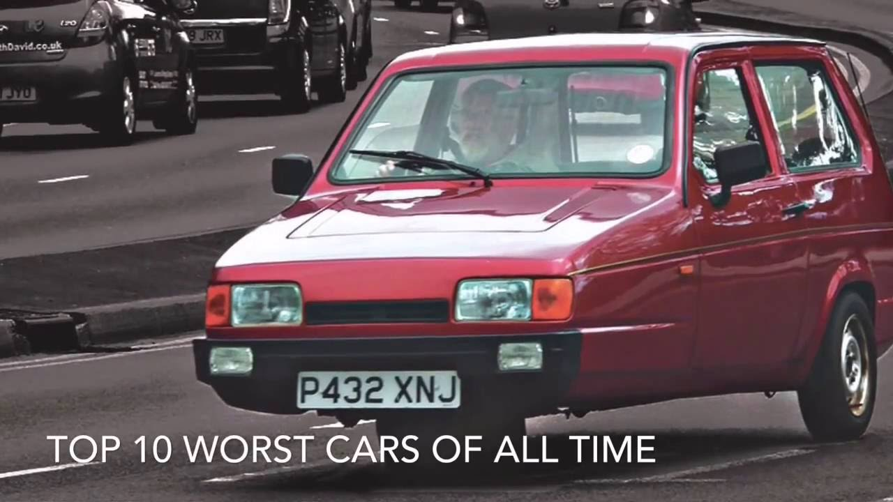 Top 10 Worst Cars of all time - YouTube