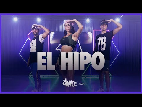 El Hipo - Danny Romero Juan Magan  FitDance Life  StayAtHome and Dance WithMe