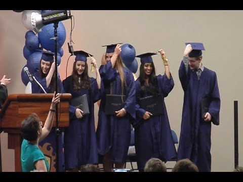 Columbia Independent School 2018 Commencement