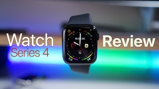 Apple Watch Series 4 Review - (4K HDR)