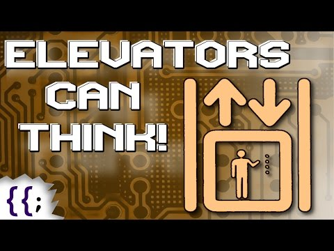 How Elevators Think - elevator algorithms in NYC and Dubai