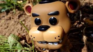 #ФНАФ Аниматроники - Игрушки 5 ночей с Фредди. Мультик FNAF Сюрприз для Фредди. Видео для детей