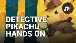 connectYoutube - Detective Pikachu 3DS Hands-On